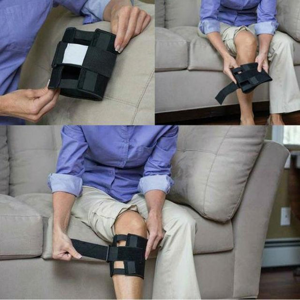 KNEEBRA™ : THERAPEUTIC KNEE BRACE POINT PAD