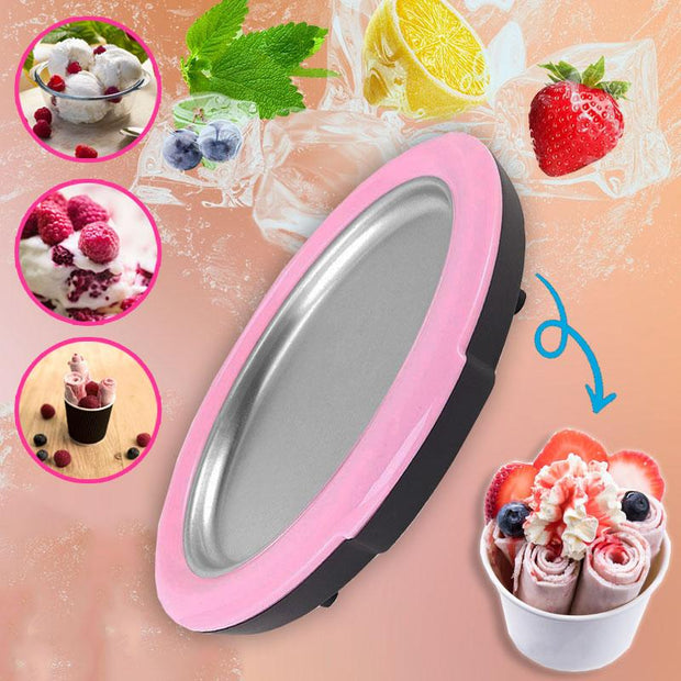 PANICE™: Magic Pan Ice Cream Maker