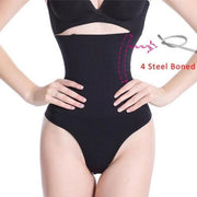 FLATUM™ : Seamless High-Waisted Shaper Panty