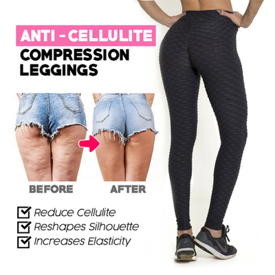 CELUGYM™ : Anti-Cellulite Compression Leggings