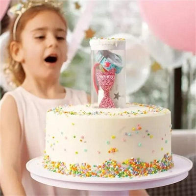 Surprise Popping Cake Stand