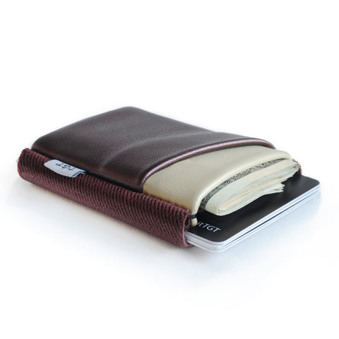 Pearlized Burgundy and Cream Deluxe - TGT Store