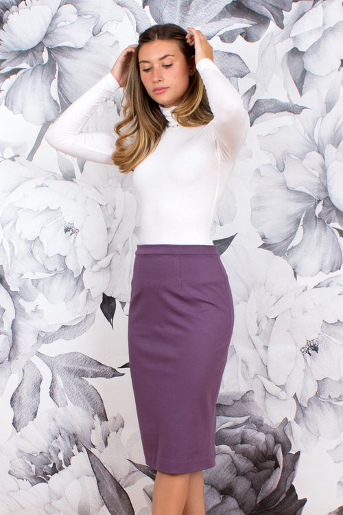 Classic Pencil Skirt