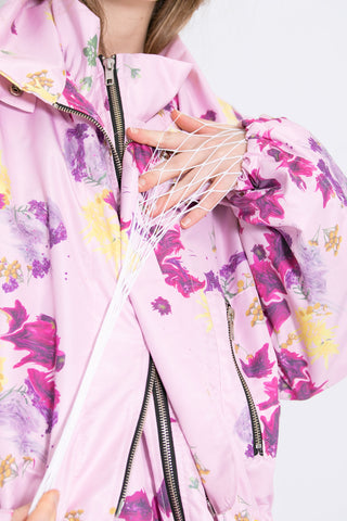 Shimmering & Dirty Trench - Lucid Print