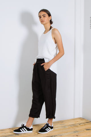 COS Strap Trackies - Linen
