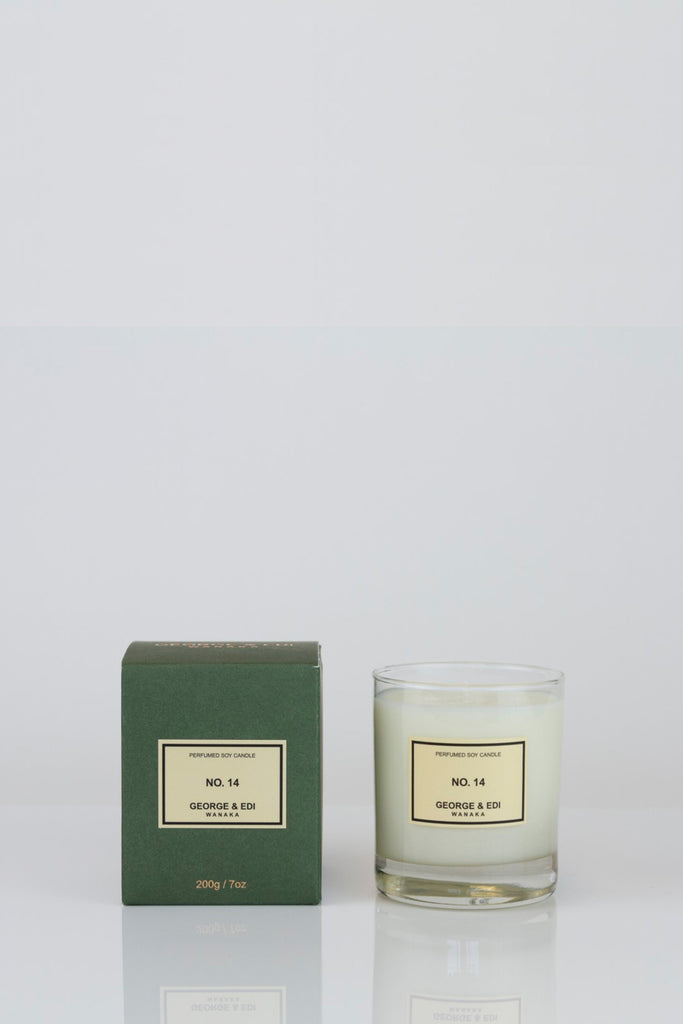 George & Edi Candle | No. 14