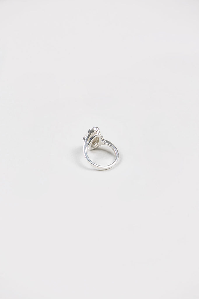 1981 Signet Ring | Sterling Silver