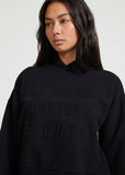 Power Play Hoodie | Black