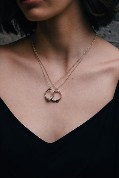BFF Necklace | Sterling Silver
