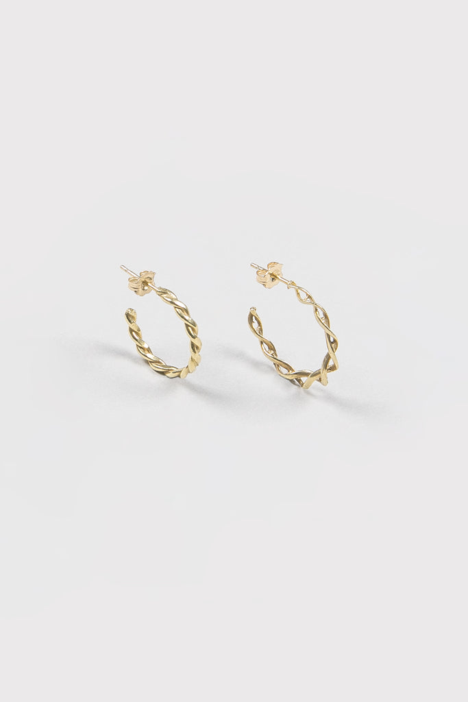 DNA Hoops | Gold - Company Store