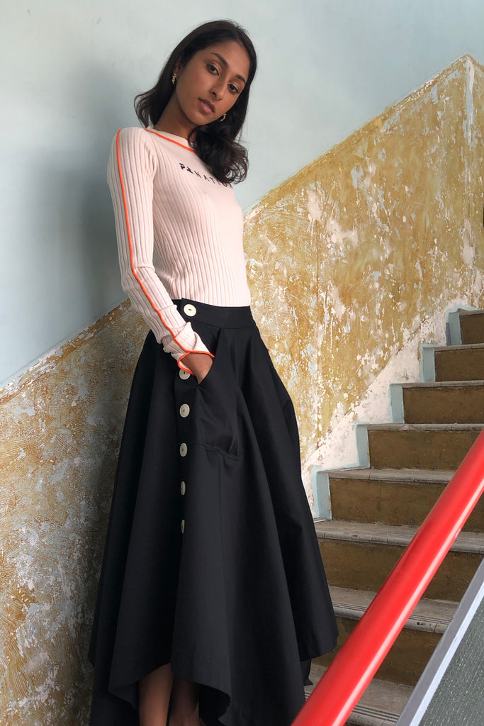 Harrison Skirt | Black - Company Store