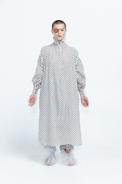 Hidden Circle I Shirt Dress