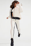 In Swing Jacket | Pearled Ivory