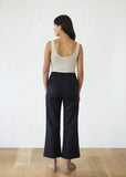 Crop Trouser | Black - Company Store