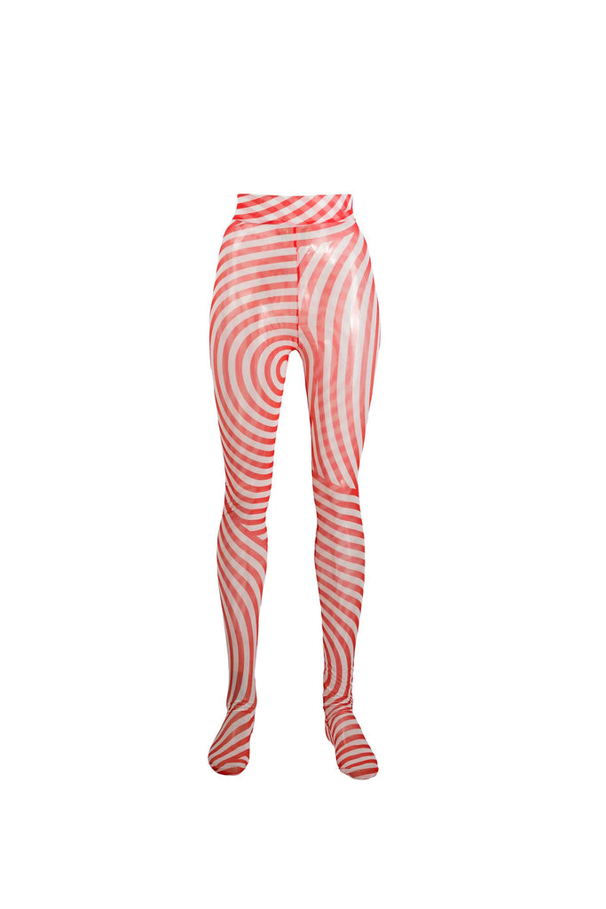 Pool Tights | Red Stripe - Company Store