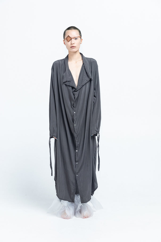 Relic Shirt Dress | Grey