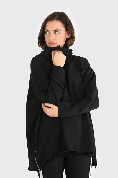 COS Turtleneck - Black