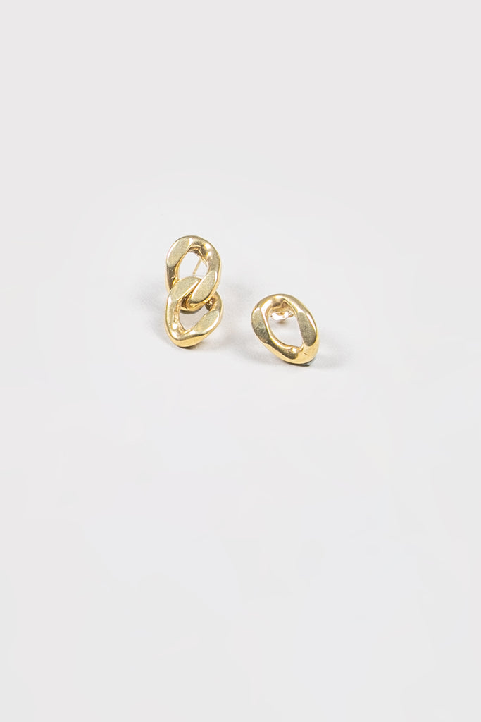 XL Chain Studs | Gold - Company Store