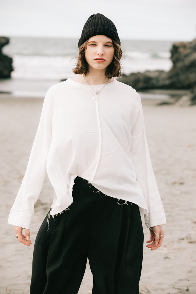 Base Sweater | Ivory
