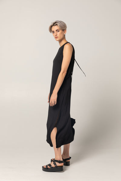 Fade Dress | Black Twill