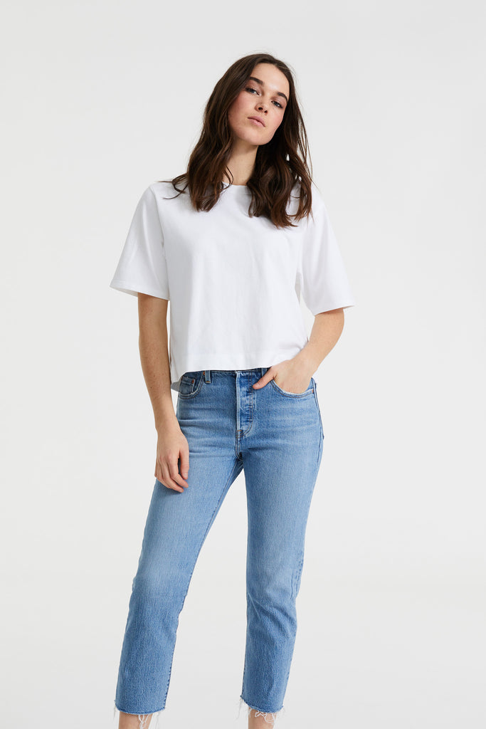 501 Crop Jeans | Tango Tunes - Company Store