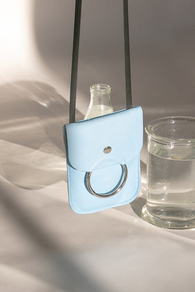Call Me Purse | Powder Blue