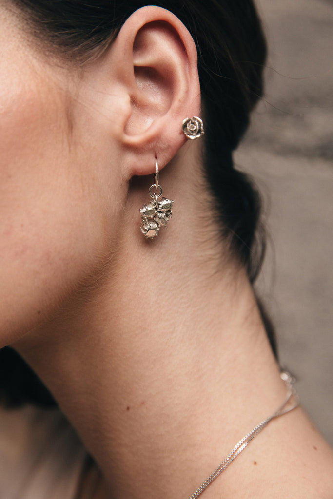 Cluster Sleeper | Sterling Silver
