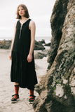 Crush Dress | Black Twill - Company Store