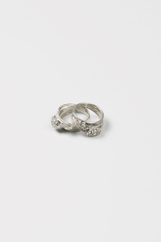Cut Pawnshop Ring | Sterling Silver - Company Store