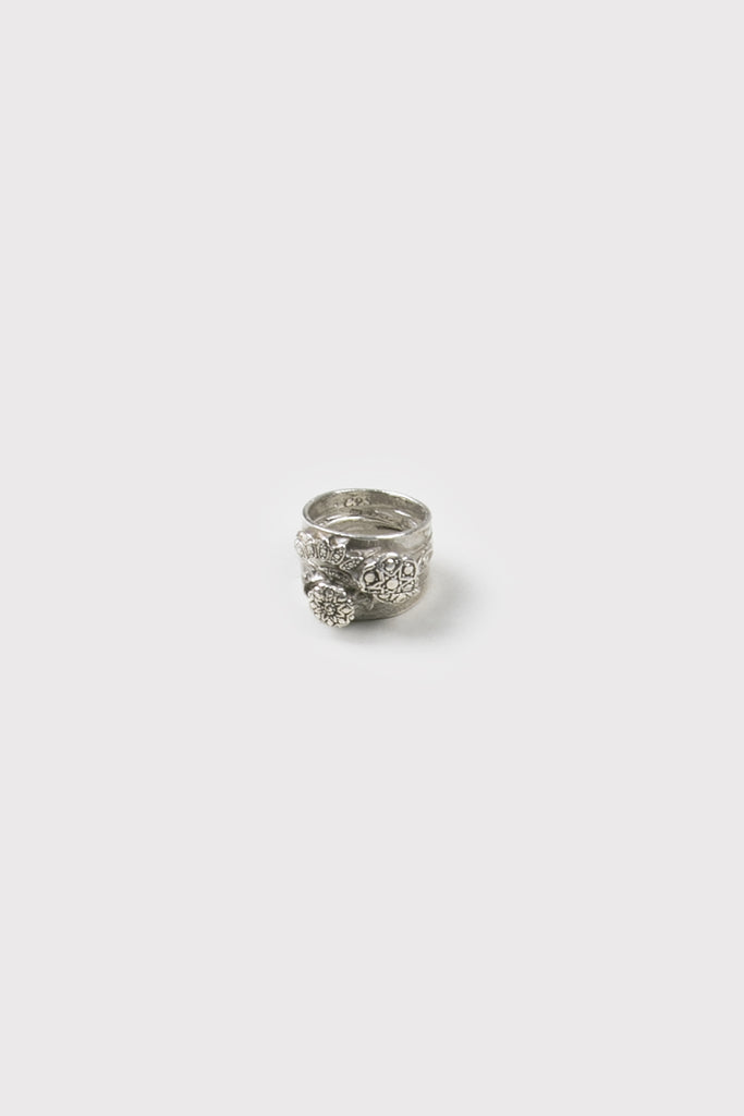 Cut Pawnshop Ring | Sterling Silver