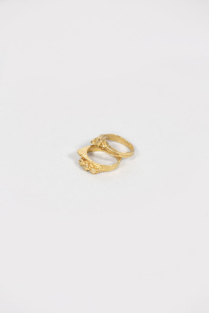 Divorce Ring - Gold