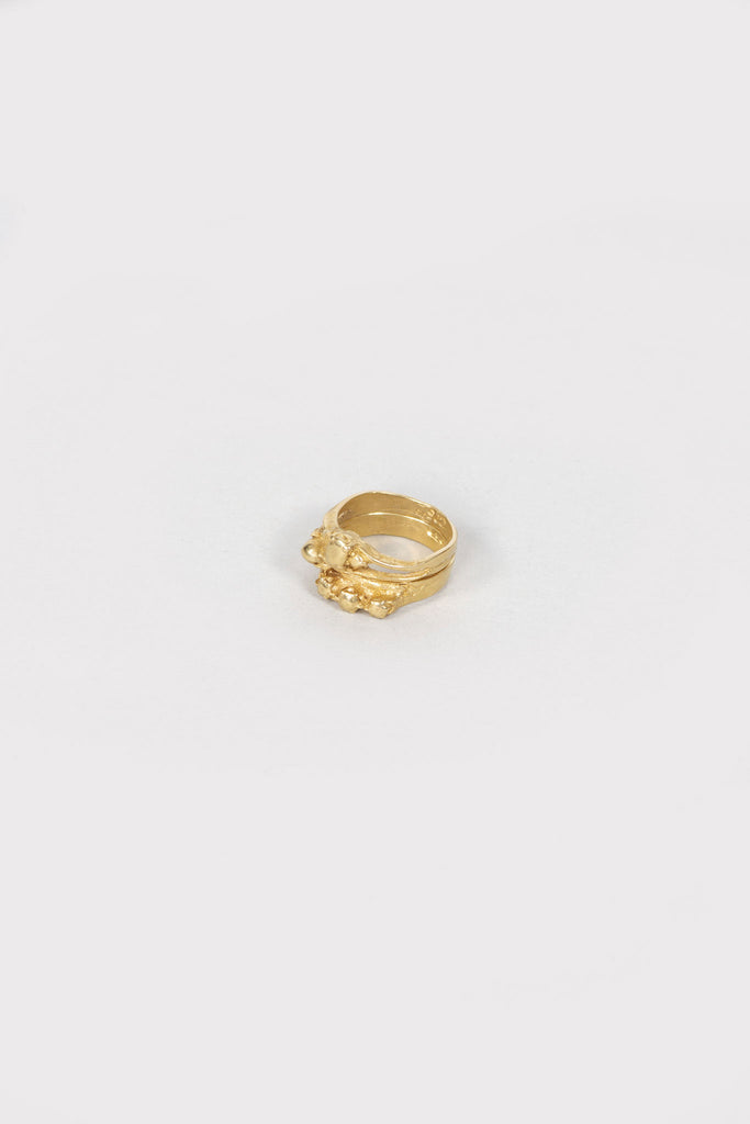Divorce Ring | Gold