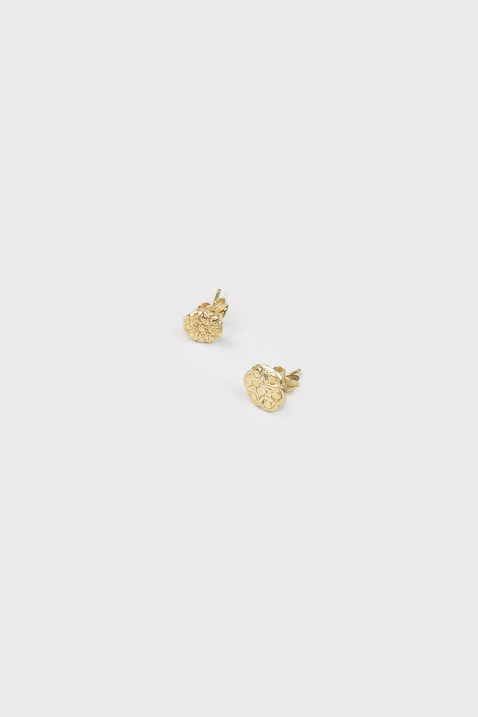 Engagement Studs- Silver / Gold Dip - Company Store