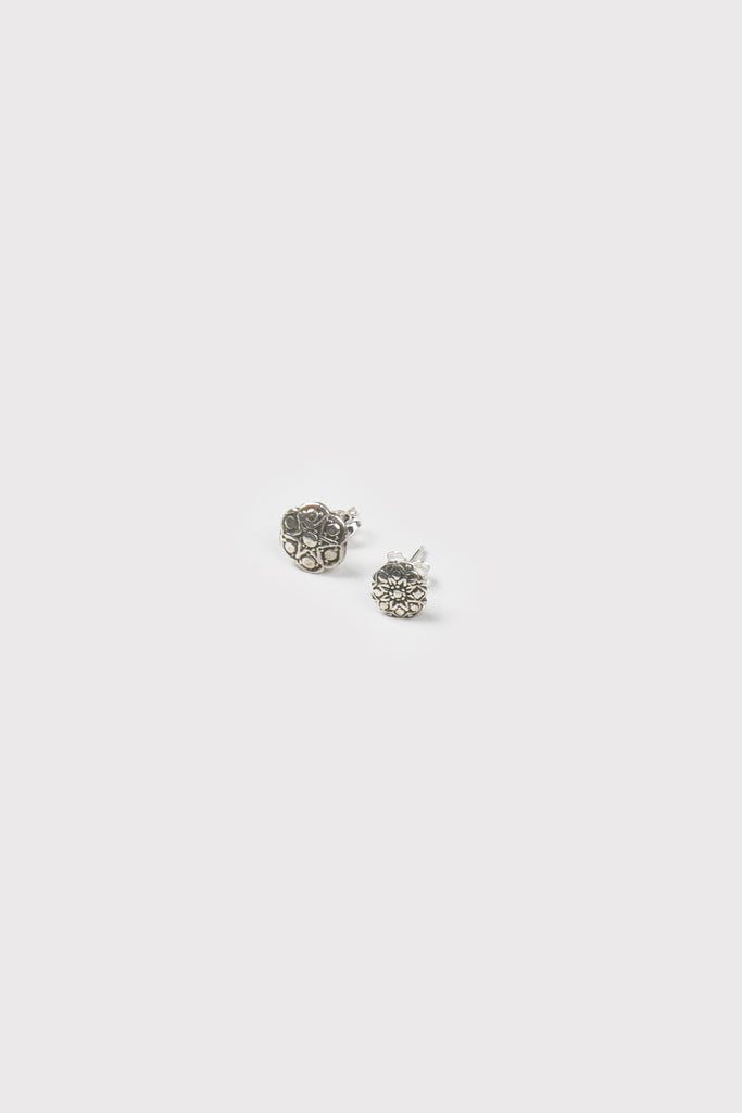 engagement studs silver - company of strangers