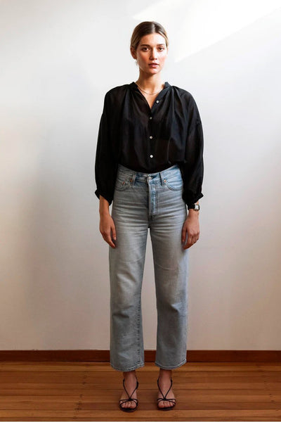 Everyday Blouse | Black