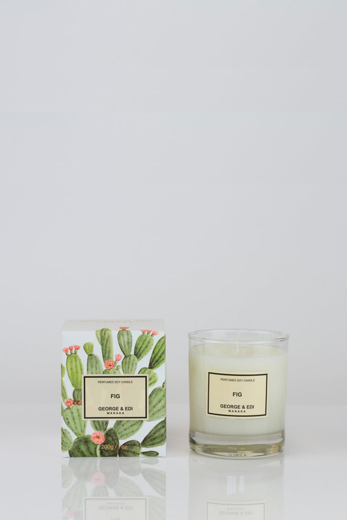 George & Edi Candle |  Medium - Company Store
