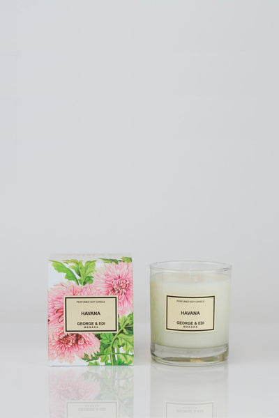 George & Edi Candle |  Medium