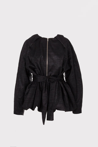 Inner Space Jacket - Wool  Lurex