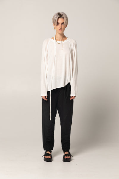 Bends Sweater | Ivory