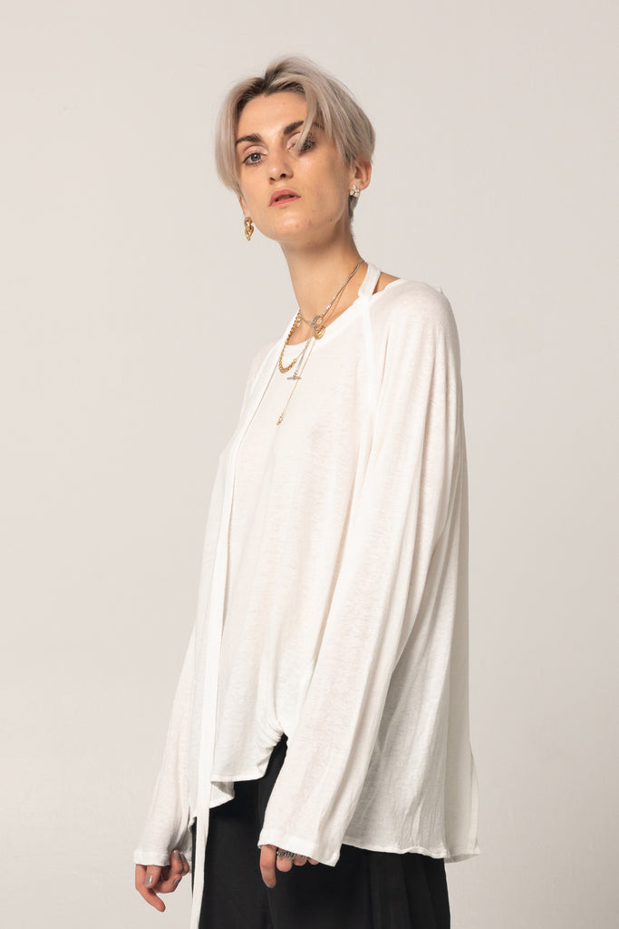 Bends Sweater | Ivory - Company Store