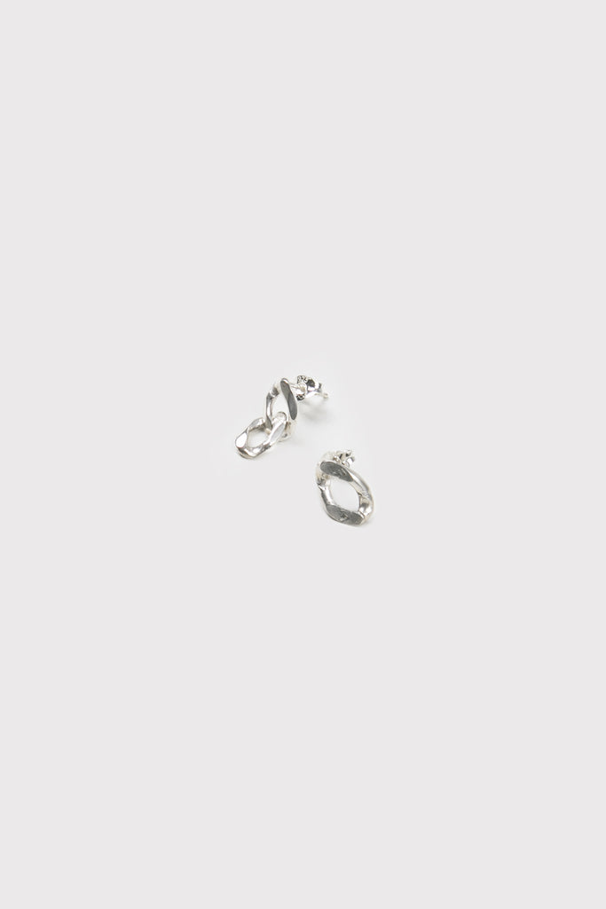 Link Studs | Sterling Silver - Company Store