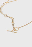 Living End Necklace - Gold - Company Store