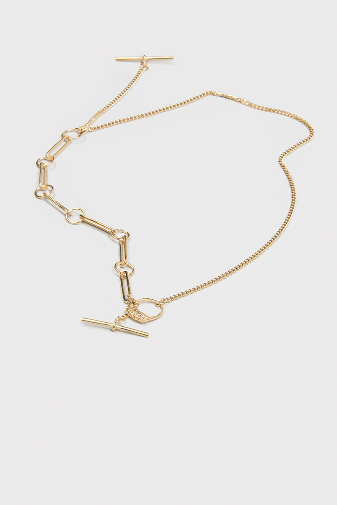 Living End Necklace - Gold - Company of Strangers Jewellery - Company Store