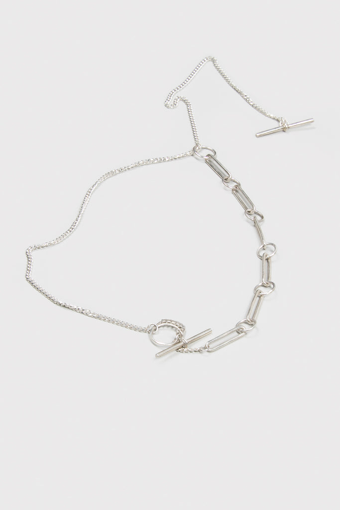 Living End Necklace - Sterling Silver - Company of Strangers Jewellery - Company Store