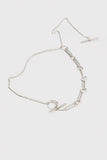 Living End Necklace - Sterling Silver - Company Store