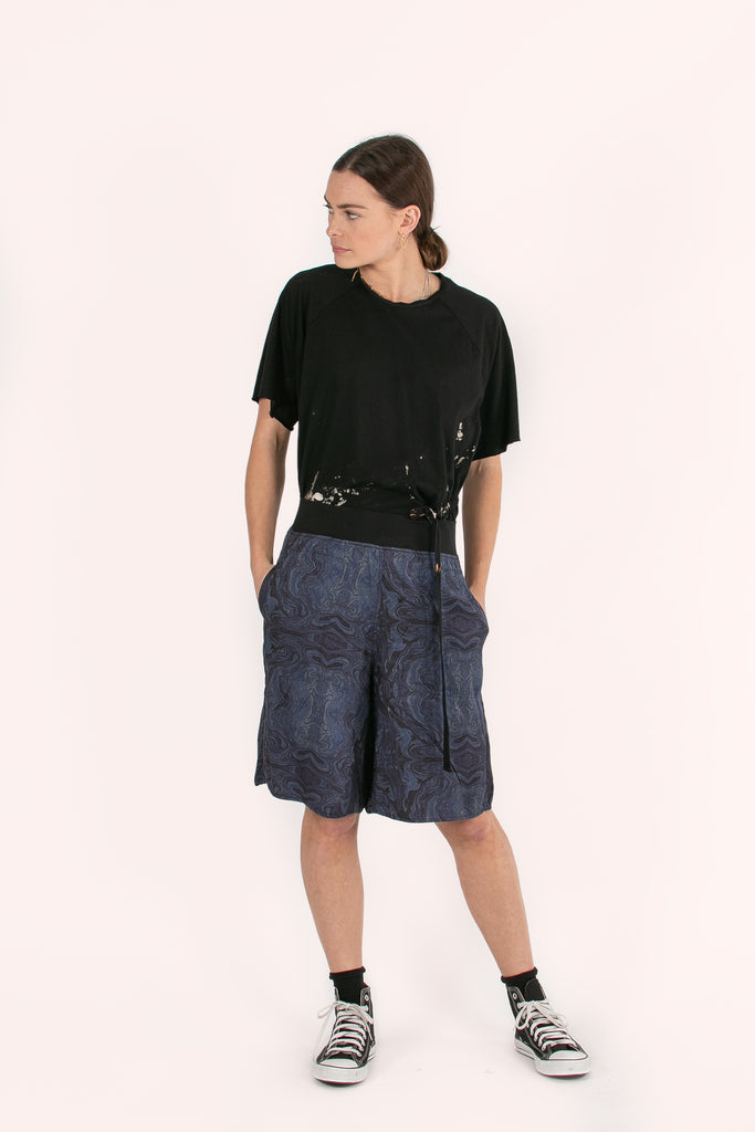Louisiana Culottes | Reflections Print
