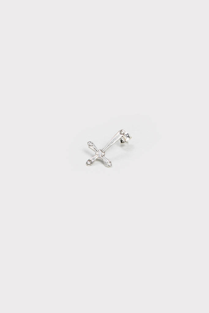 Madonna Stud - Sterling Silver - Company Store