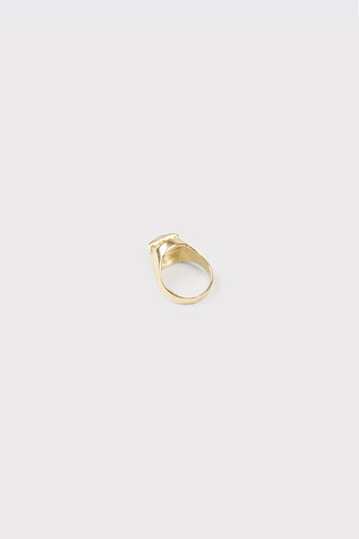 Mini Reverence Ring | Gold