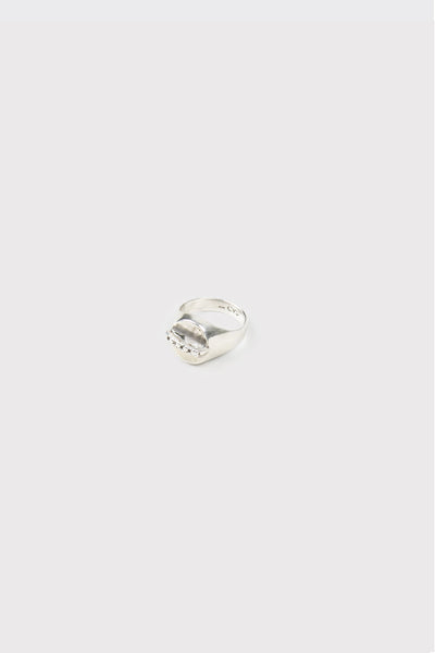Mini Reverence Ring - Sterling Silver