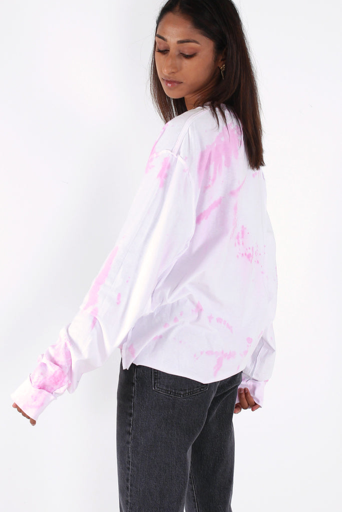 My Bomber | Pink Splatter - Company Store
